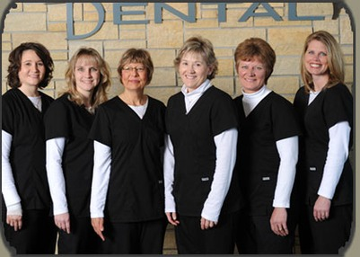 Commerce Drive Dental Office Staff