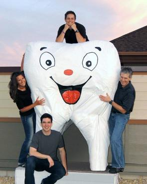 Commerce Drive Dental Tooth